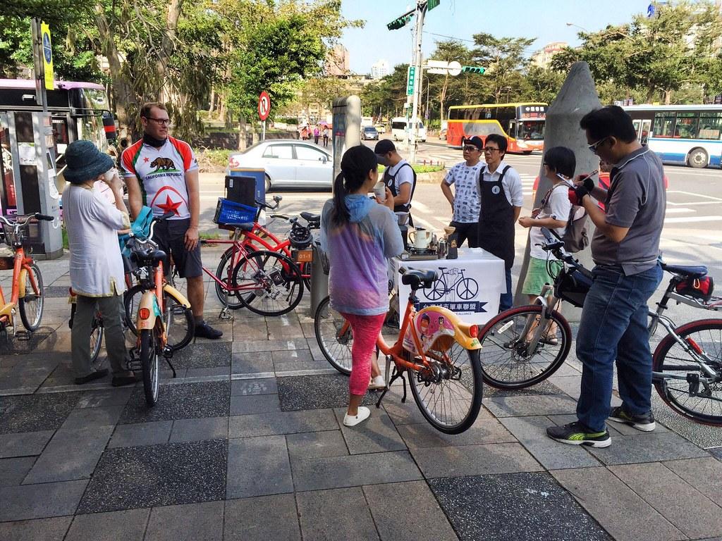 2016-09-30 單車通勤日 - 市府
