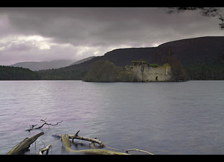 Loch an Eilein Castle | by Christian Hacker