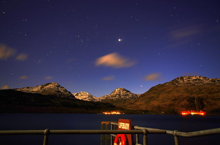 IMGP0619 Planets over Loch Lomond | by itscosmicjim