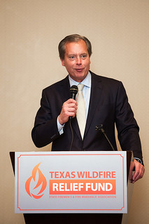 Lt. Gov. David Dewhurst - Texas Wildfire Relief Fund | by JWHComm