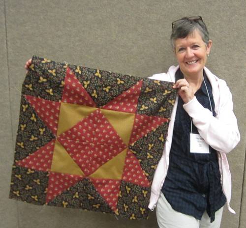 A Soldier's Star | by Deonn @ Quiltscapes