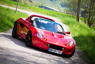 Lotus Elise | by Fred Jeangeorges