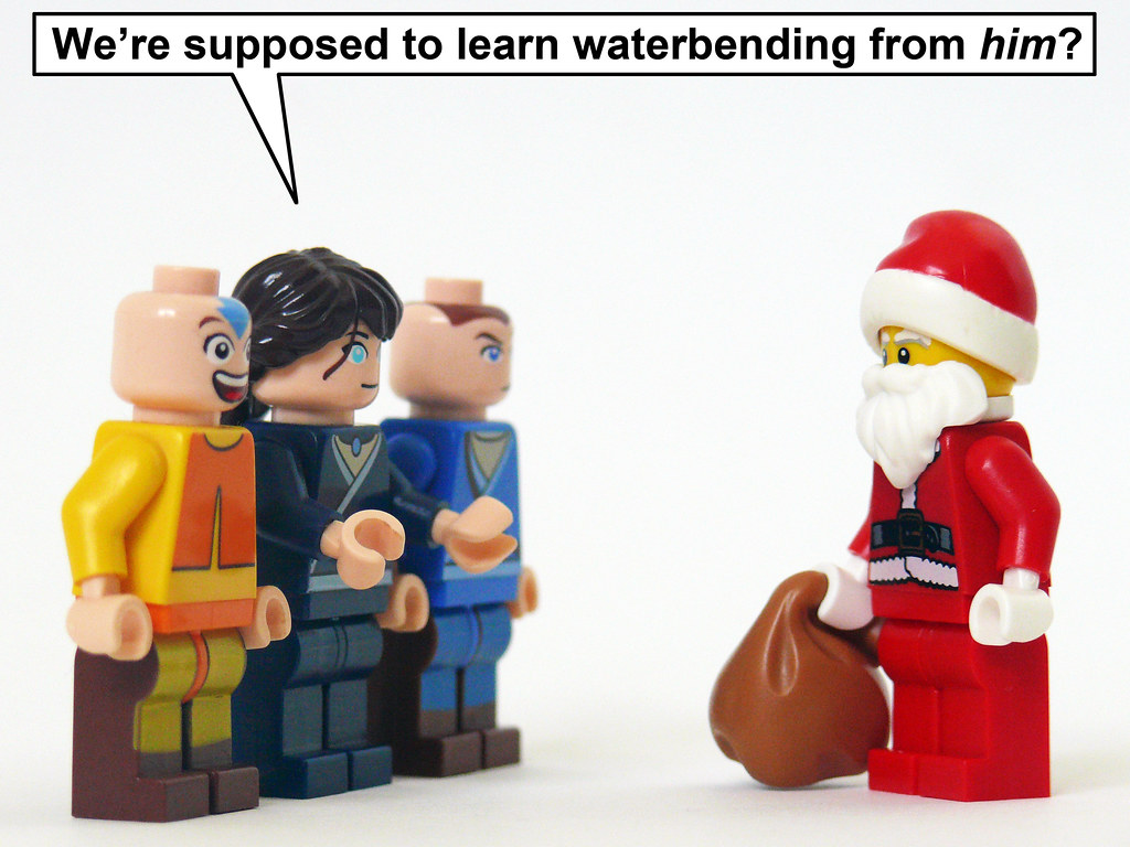 Wrong North Pole | When team Avatar travels to the north pol… | Flickr