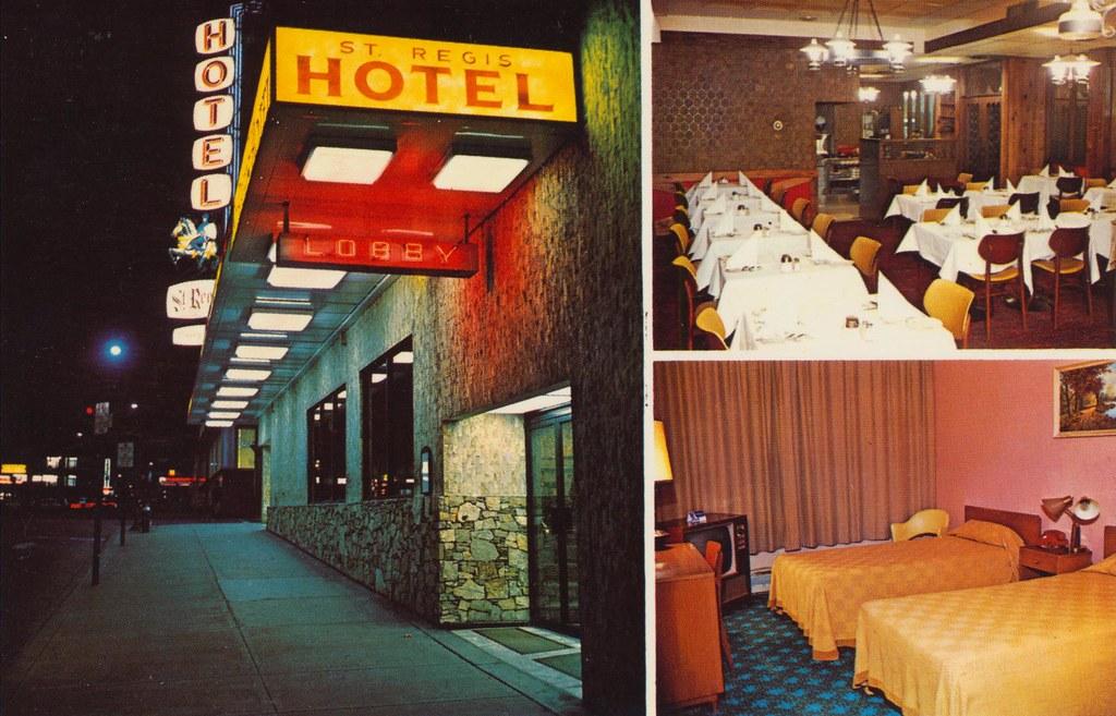 St. Regis Hotel - Vancouver, British Columbia