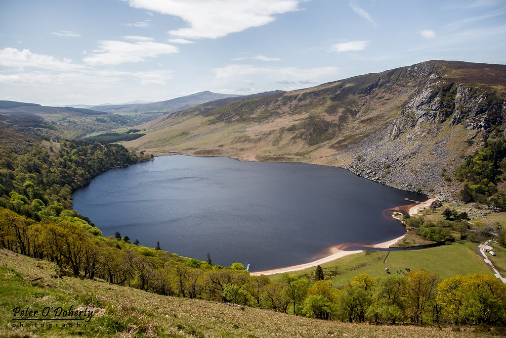 ... Lough Tay (Wicklow, Ireland) | by Peter O'Doherty (Dublin)