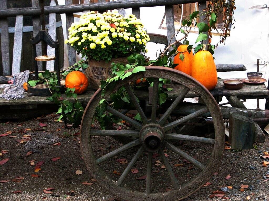 Herbst Deko herbstdeko doris göbel flickr
