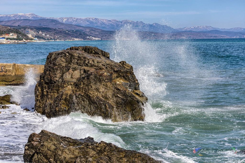Sea Breeze in February