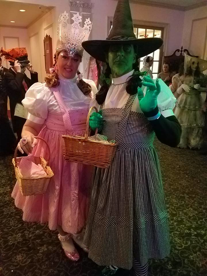 Halloween 2016 Sean Brown as the Wicked Witch of the West Salem MA. Halloween 2016 & Sean Brown as the Wicked Witch of the West Salem MA. Halu2026 | Flickr