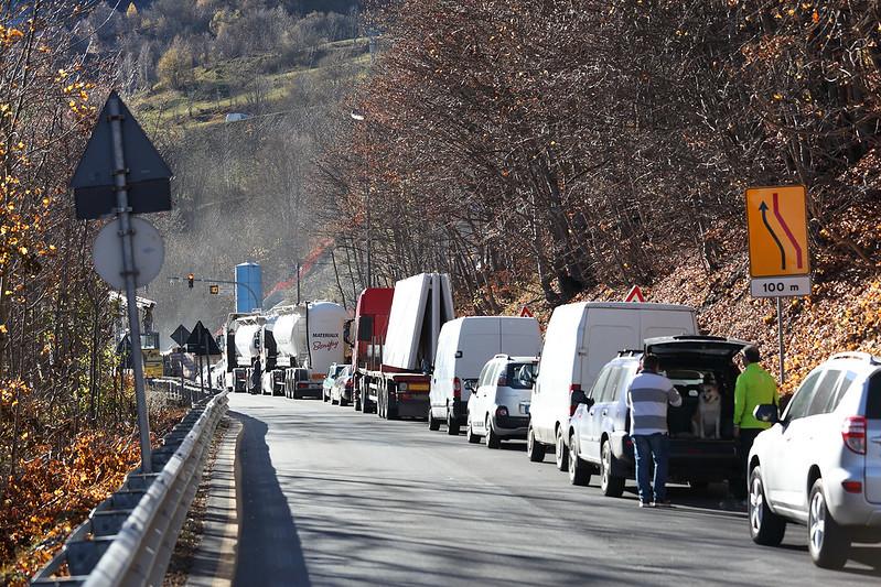 Tunnel queue