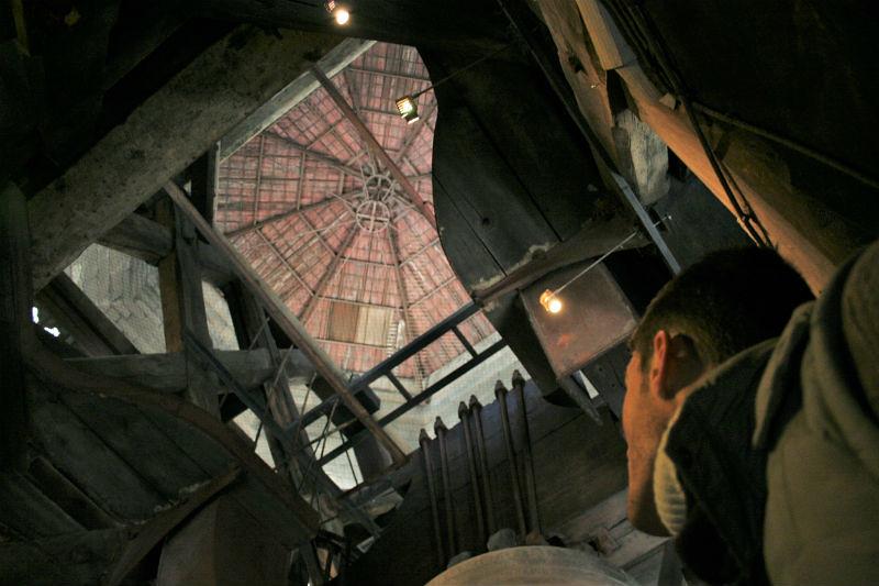 Vista desde Torre Notre Dame