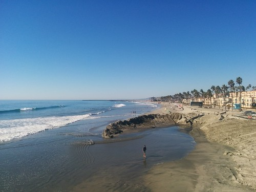 San Clemente (California) | La colombiana | Playa