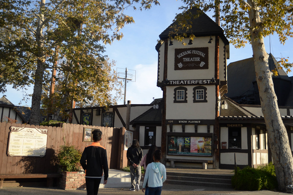 solvang festival theater was closed