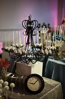 Chandelier Cake Pops Display | by Sweet Lauren Cakes