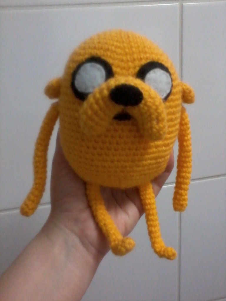 JAKE DE HORA DE AVENTURA-ADVENTURE TIME- SI USAS ESTE PATR… | Flickr