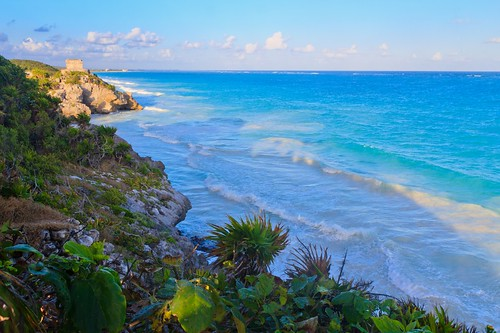 Tulum Mexico in Late Afternoon Light [Explore #1, THANK YOU] | by Maria_Globetrotter
