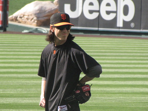 Tim Lincecum | by Dinur