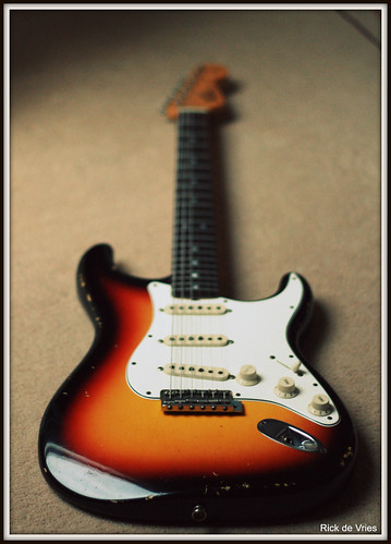 Fender Stratocaster Custom Shop '65 | by Rick de Vries
