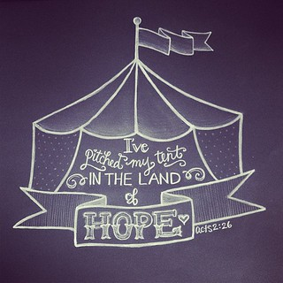 Today Is A Great Day To Camp Out In The Land Of Hope Hop Flickr