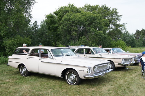 1962 Dodge Dart 440 Amp Plymouth Fury Station Wagon 1st