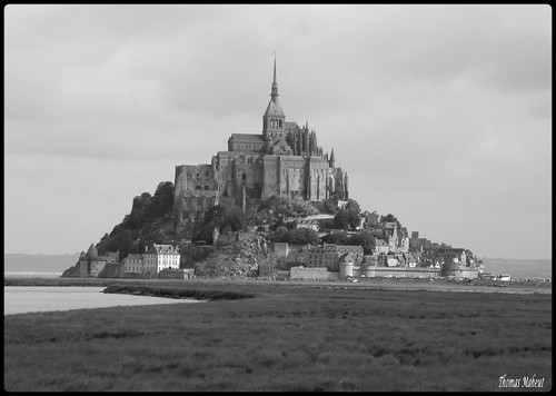 Le Mont Saint Michel, Manche - France | by Bould'Oche