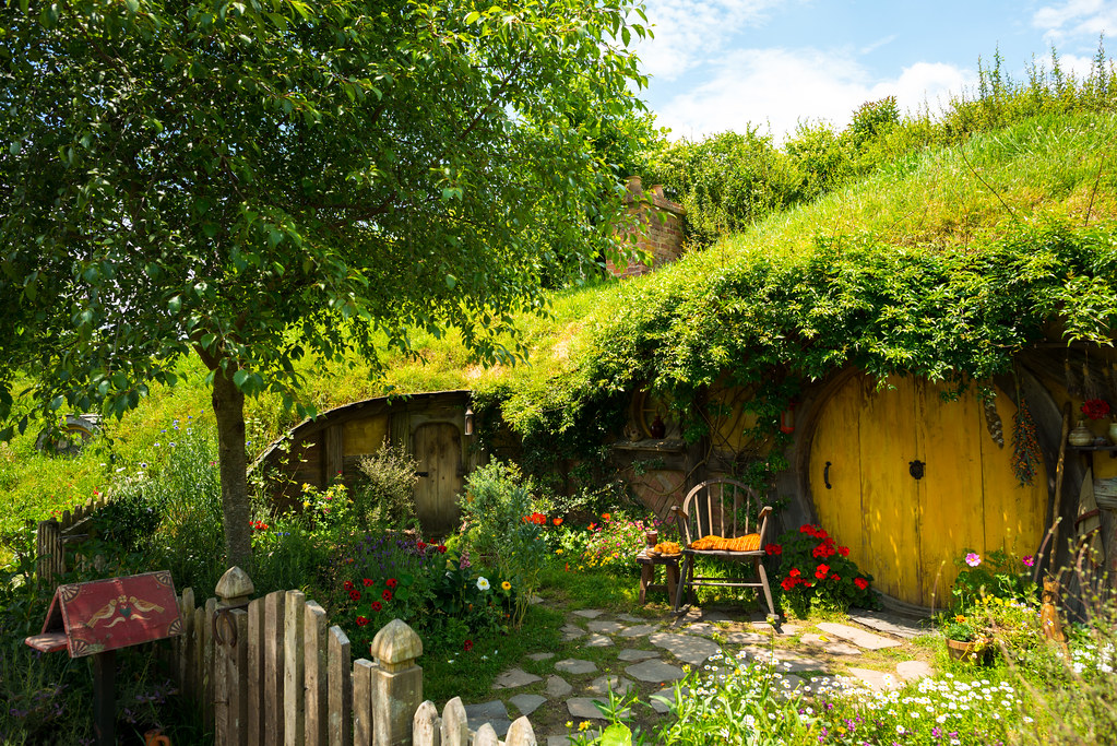 Image result for hobbit hole