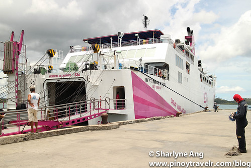 MV St. Ignatius - 2GO (Odiongan - Caticlan) | by rockerfem