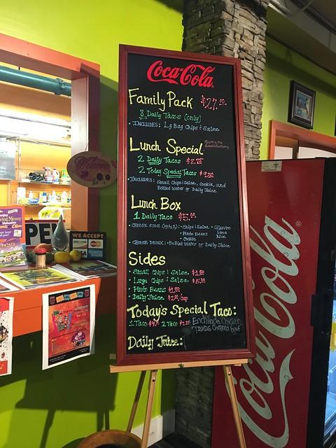 Garcia's Grill at the Cue
