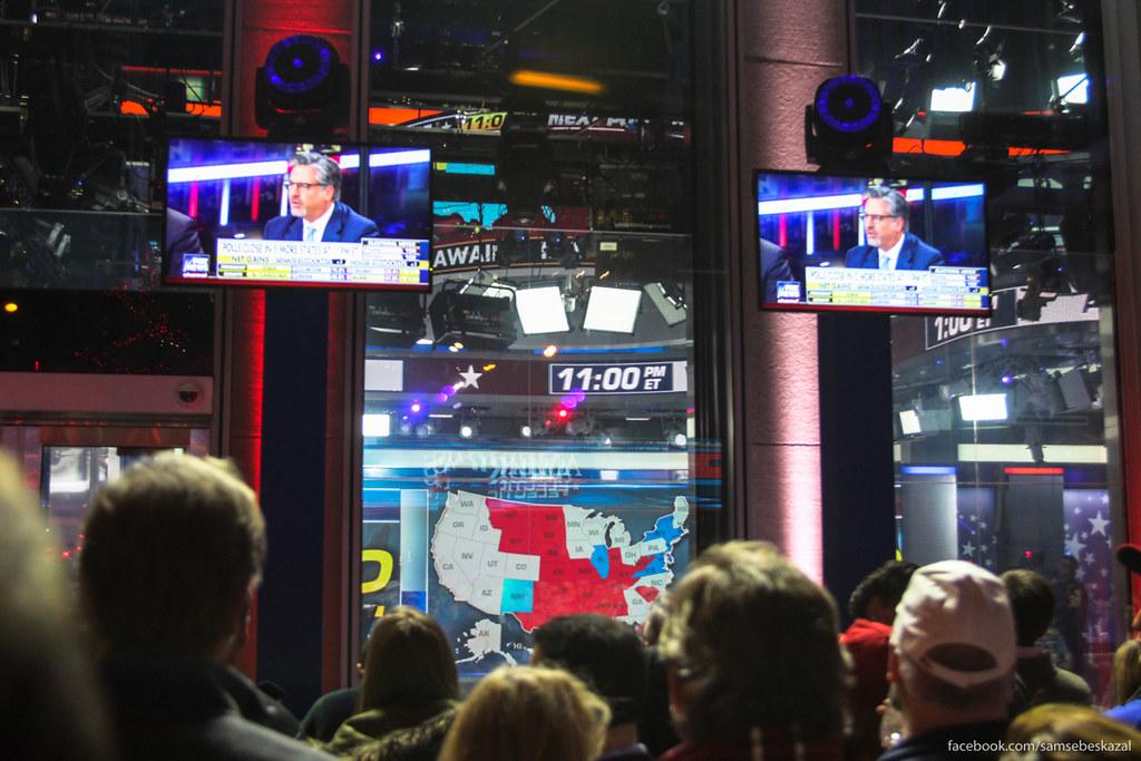 Ночь в Нью-Йорке, когда выбрали Трампа samsebeskazal-7249.jpg