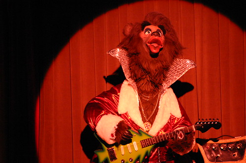 Liver-Lips McGrowl at the Country Bear Christmas Special | by Disney, Indiana
