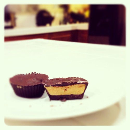 "#paleo ""peanut butter"" cups. Just in time for Halloween! 