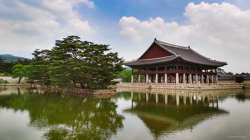 24hrs. in Seoul: Gyeongbokgung Palace | by Román Emin