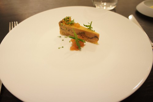 Foie Gras Tart