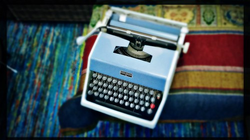 Olivetti Underwood 21 | by jvcabacus