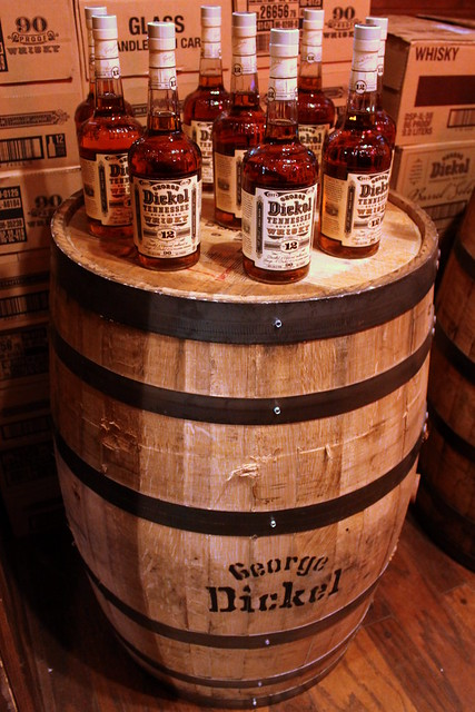 George Dickel Distillery - Cascade Hollow, TN