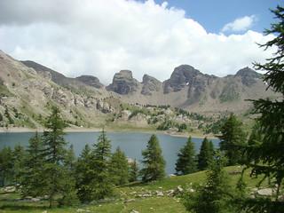 082 Lac d'Allos