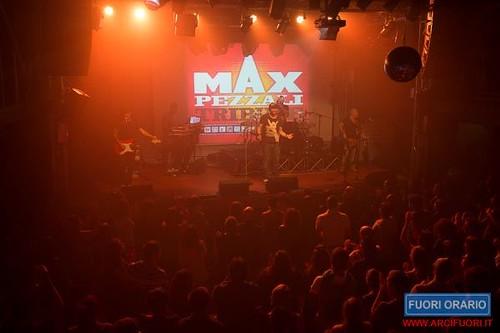 19/10/2013 Max Pezzali Tribute al Fuori Orario