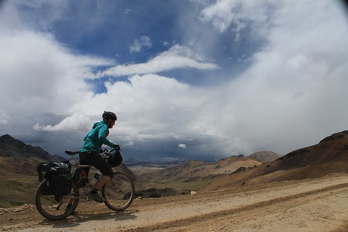 Nearing Abra Huayraccasa | by Pikes On Bikes