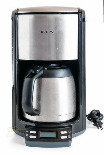 Krups Drip Coffee Maker : Krups Coffee Maker Programmable Drip coffee maker. KRUPS M? Flickr