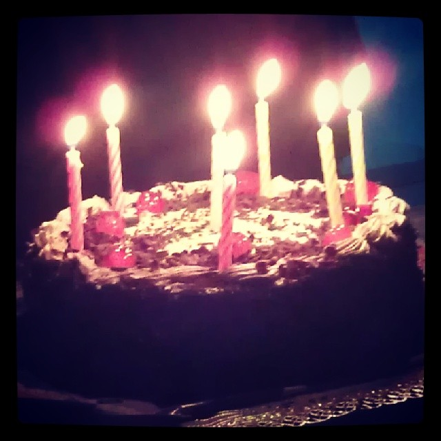 Birthday Cake Candles Party Anniversary Flamee Flickr