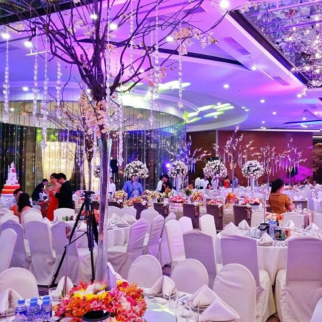 Bernard Christinas Wedding Reception Gloriamaris Wed Flickr
