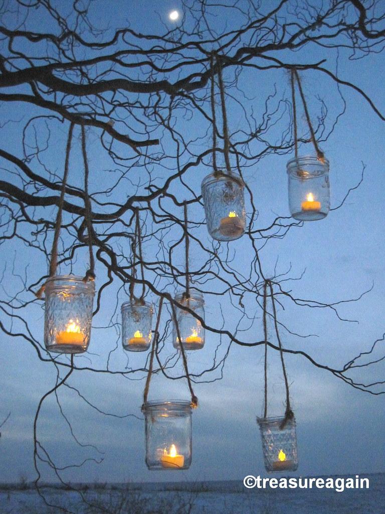Twine Mason Jar Hanger DIY Wedding Lights Mason Jars Count… | Flickr