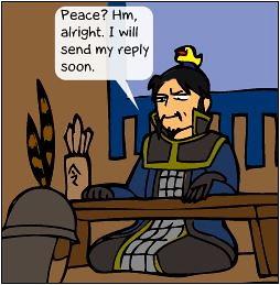 cao cao governor comic | by jules_ca