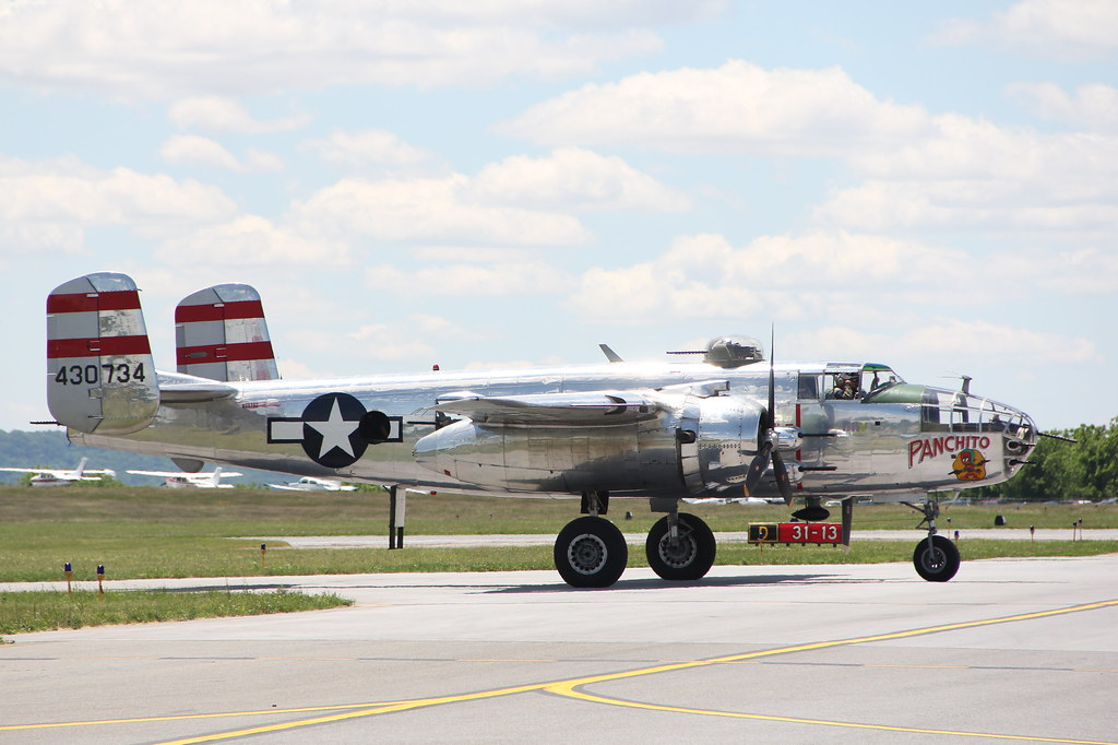 mid atlantic air museum world war ii weekend b 52 mitche flickr