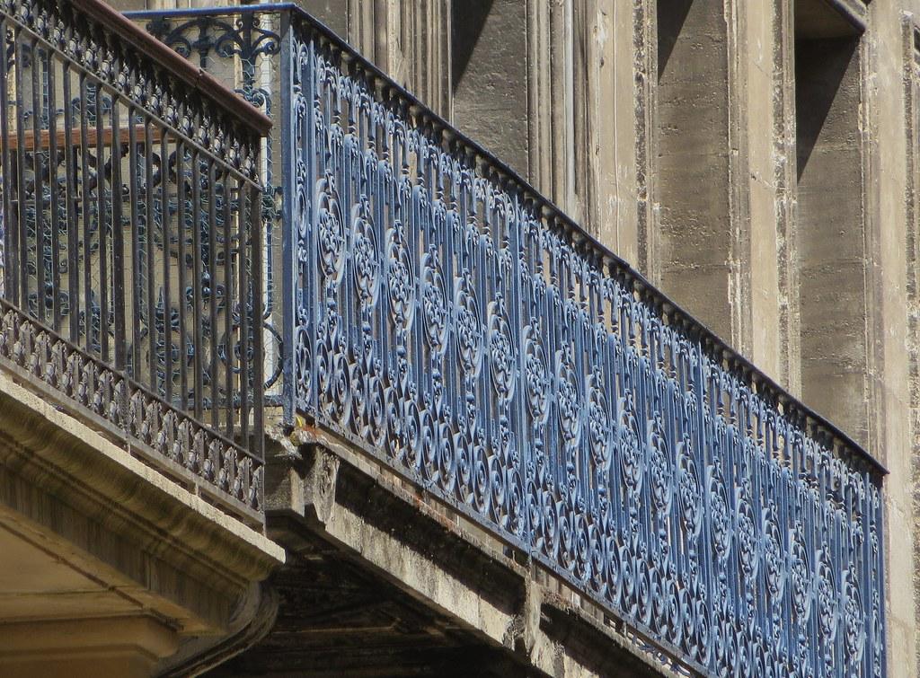 Balcons Xixe Rue Porte Dijeaux Bordeaux Gironde Aquita Flickr