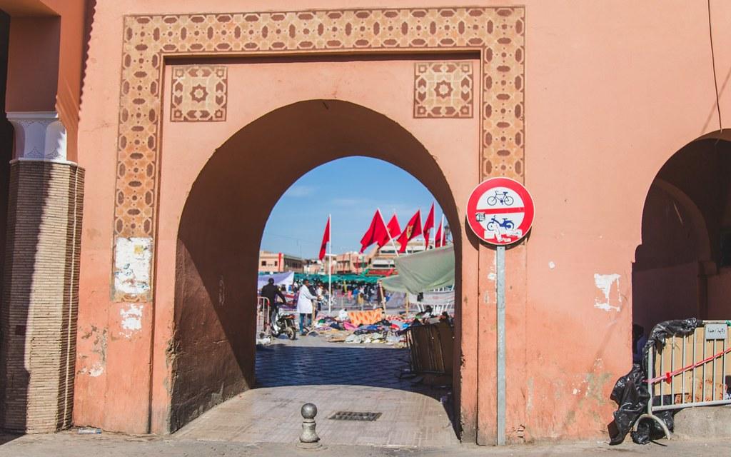 Marokko Marrakech-13