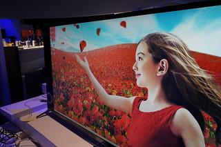Sony CES 2014: 4K TV