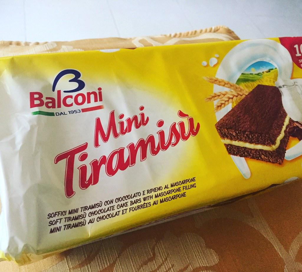 balconi mini tiramisu from SnR