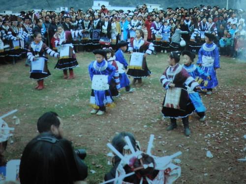 Guizhou China  2011贵阳桐木岭(正月初九)跳场