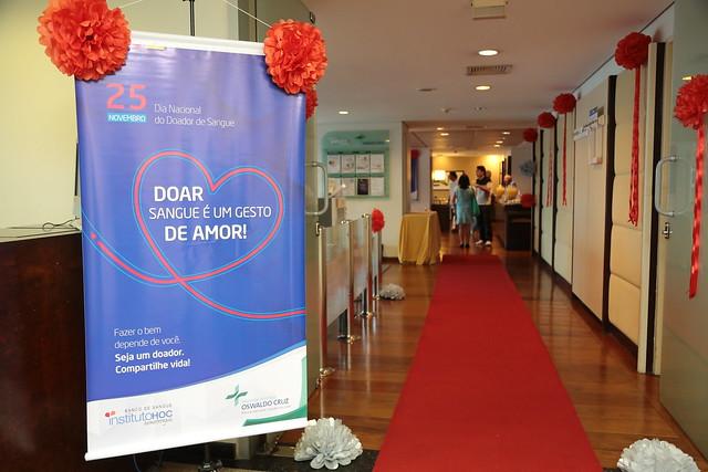 Coquetel Clube de Doadores e Semana do Doador de Sangue 2016 (01)