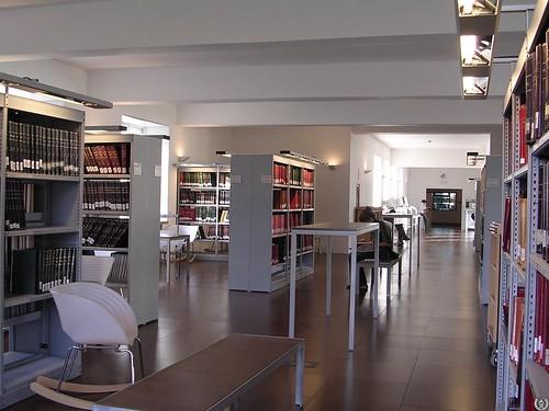 Untitled instalaciones de biblioteca ets arquitectura - Ets arquitectura madrid ...